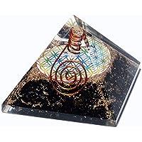 Natürlicher Edelstein Rosa turmalina Pyramide, Reiki Kristall Pyramide für heilende Energie und innere valvet... preisvergleich bei billige-tabletten.eu