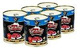 Grand SuperPremium Misto di Carne senza Cereali e Frumento Mangime Umido per Cani - pack 6 (6x850g) 5.1 kg