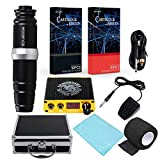 Dragonhawk Essence Tattoo Pen Kit Rotary maquina de tatuar Pen RCA Cord Tattoo Power Supply for Tattoo Artist