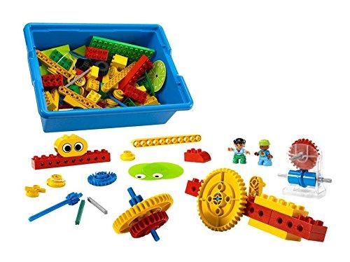 Erste einfache Maschinen Set (Lego Instrumente)
