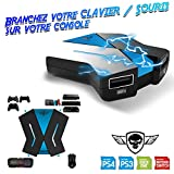 Spirit Of Gamer Cross Game  Adaptateur Clavier Souris: Switch/ PS4-PS3/ Xbox One