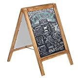 My Party Suppliers Mini Double-Sided Chalkboard ( 15''*10 Multicolour)