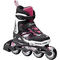 Rollerblade Roller niño Spitfire Girl 16negro rosa (28–32) Rollerblade