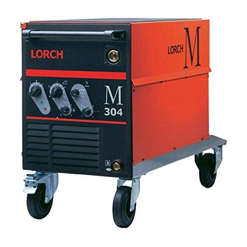 LORCH MIG MAG Schweißgerät LORCH M 304 Set 25/4