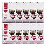 Caratteristiche: Una miscela di caffè dal carattere deciso, ideale per iniziare la giornata. Ottimo per la preparazione di un caffè espresso particolarmente cremoso, dal corpo pieno e dal gusto intenso Conf. Minima 16pz