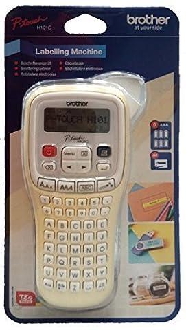 Tape Machine - Brother P-Touch H101C Handheld Labelling Print Machine