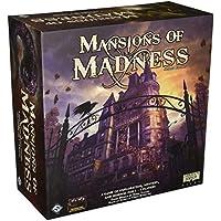 Fantasy Flight Games Juego de Mesa Mansions of Madness, Segunda edición (Conjunto básico)