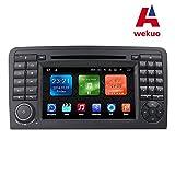 wekuo 2G RAM Android 7.1Auto-DVD-Player für Mercedes Benz AMG R Class W251R280R300R350R63Autoradio GPS Stereo Haupteinheit für die 4G