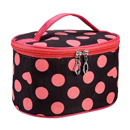 Tonsee® Cosmetic Bag Dot Series Portable