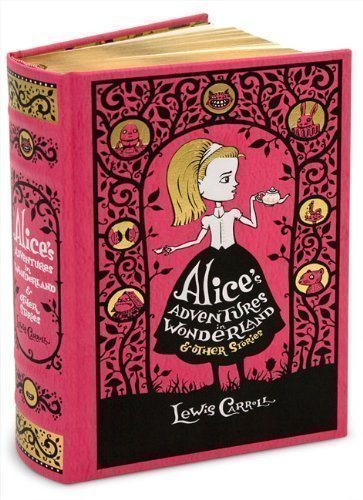 alices-adventures-in-wonderland-other-stories-barnes-noble-leatherbound-classic-collection-by-lewis-
