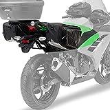 Givi TE4108K Soporte de Distancia para Bolso Blando para Kawasaki Ninja 300 13 > 15