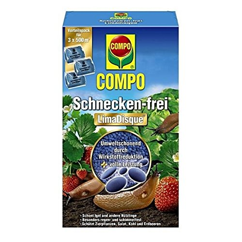 Compo escargots, Lima Disque Lot de®