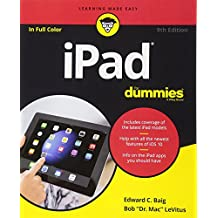 Ipad for Dummies, 9th Edition (For Dummies (Computers))