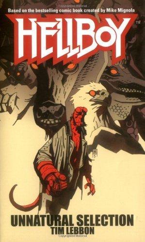 Unnatural Selection (Hellboy (Pocket Star Books)) by Lebbon, Tim (2006) Mass Market Paperback