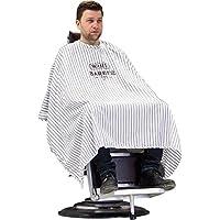 """Capa de peluquería a rayas""""Wahl Barber"""""""