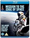 Red Bull - Mission To The Edge Of Space Felix Baumgartner [BLU-RAY DVD] OFFICIAL UK VERSION [UK Import]