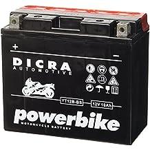 Dicra YT12B-BS - Batería de moto