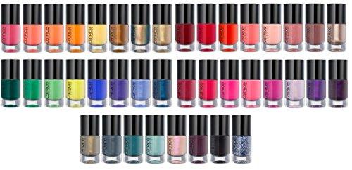New-Nail-Art-Catrice-Cosmeitcs-Nagellack-Set-10-Stck-Nail-Polish-in-verschiedenen-Farben-Nagel-Design-Nagellack-Nail-Pen-Set-Zubehr