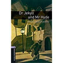 Oxford Bookworms Library 4. Dr. Jekyll And Mr Hyde (+ MP3) - 9780194621052