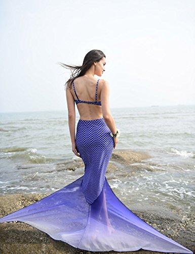Metyou Damen Bikini-Set Violett