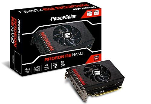 PowerColor R9 NANO AMD Radeon R9 Fury 4GB
