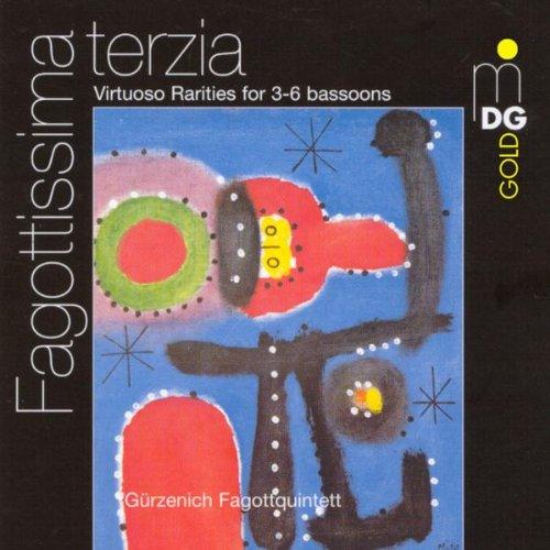 Fagottissima terzia (Virtuose Raritäten für 3-6 Fagotte)