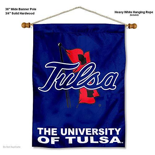 Wand-hurricane (Tulsa Hurricanes Wand Banner)