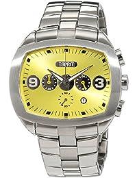 Esprit Unisex-Armbanduhr Analog Quarz Edelstahl ES1BAF2.5369.K93