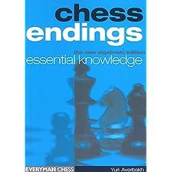 Chess Endings: Essential Knowledge (Cadogan Chess & Bridge Books)