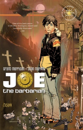 Joe the Barbarian TP