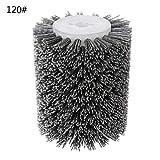 Vivitoch, spazzola rotonda per smerigliatura e lucidatura, 13 mm