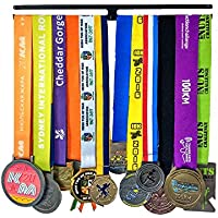 Medal Hanger | Medal Show Metal Bracket | Medal Rack Continue Running | Runner's Medal Hanger | Medal Display Stand | Trophy Holder