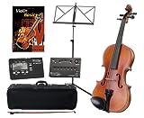 Classic Cantabile Comfort Violine 4/4 SET inc. accessoires et notes