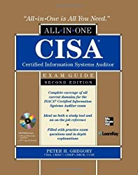 (Cisa Certified Information Systems Auditor All-In-One Exam Guide, 2nd Edition) By Gregory, Peter (Author) Hardcover on (08 , 2011)