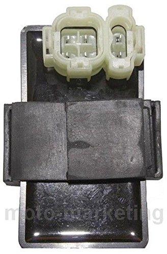 Preisvergleich Produktbild CDI EINHEIT ZÜNDBOX für LONGJIA LJ50QT-M LJ50QT-H LJ50QT-F ROLLER 2 TAKT LUFT 50