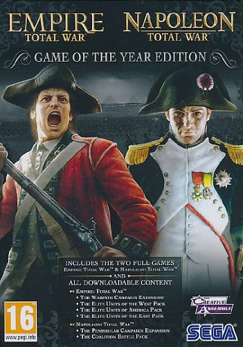 EMPIRE TOTAL WAR NAPOLEON TOTAL WAR