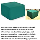 Outdoor Furniture Cover Garden Indoor Kitchenware Cover PEVA Polyethylene Waterp