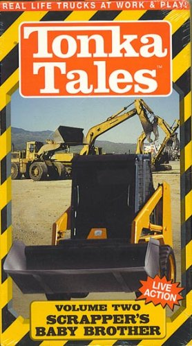 tonka-tales-2-scrappers-baby-brother-vhs-import-usa