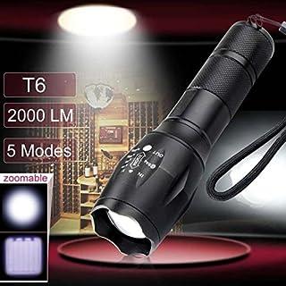 Mitlfuny Neu X800 Taktische Taschenlampe LED Militär Lumitact Alonefire (A)