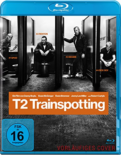 T2 Trainspotting [Blu-ray]