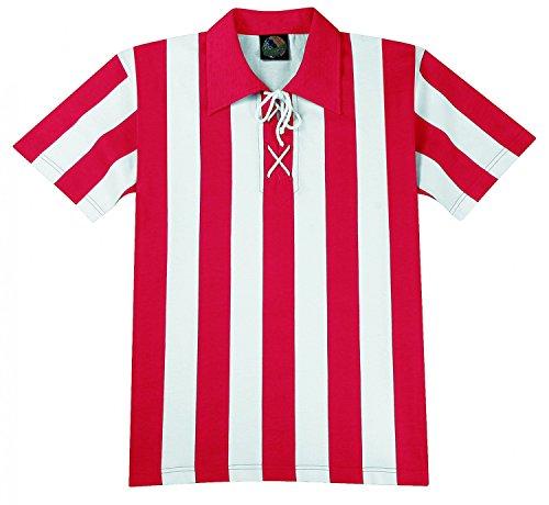 world-of-shirt Herren Longsleeve Shirt Emden Ultras S-XXL