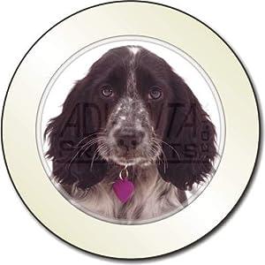Cocker Spaniel Dog Christmas Gift Car Tax Disc Holder Animal, Ref:AD-SC13T by Advanta