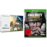 Xbox One S 500GB Konsole - Assassin's Creed Origins Bundle + Call of Duty: WWII