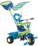 SmarTrike Fresh 3-in-1 Tricycle Blue / Green