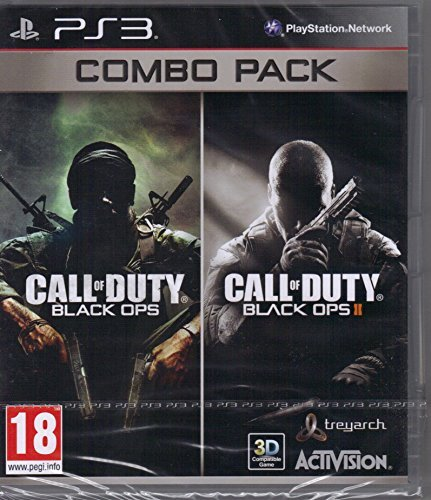 Call of Duty: Black Ops 1 & 2 Combo Pack (PS3) by ACTIVISION