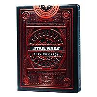 Star Wars Dark Side (Kırmızı) Oyun Kartı