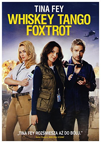 Whiskey Tango Foxtrot [DVD] [Region 2] (IMPORT) (Keine deutsche Version)