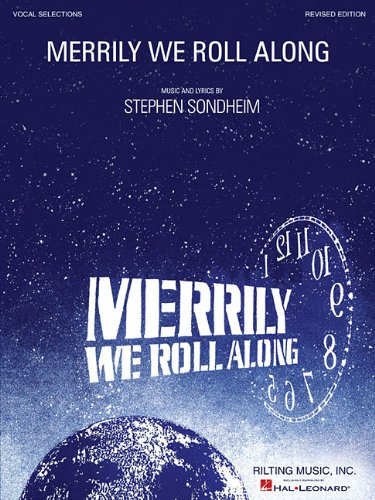 Merrily We Roll Along - Revised Edition (Vocal Selections): Noten für Gesang, Klavier