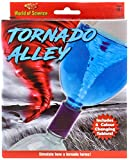 HomeZone® Tornado Alley Childrens Science Kit Tornado Tube Play Set Science Toy Game 6 Colour Changing Tablets Kids Educational Toy
