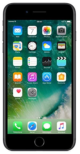 Apple iPhone 7 Plus 32GB Black EU